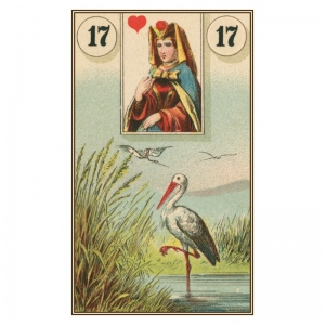 French Cartomancy (Lenormand Oracle)